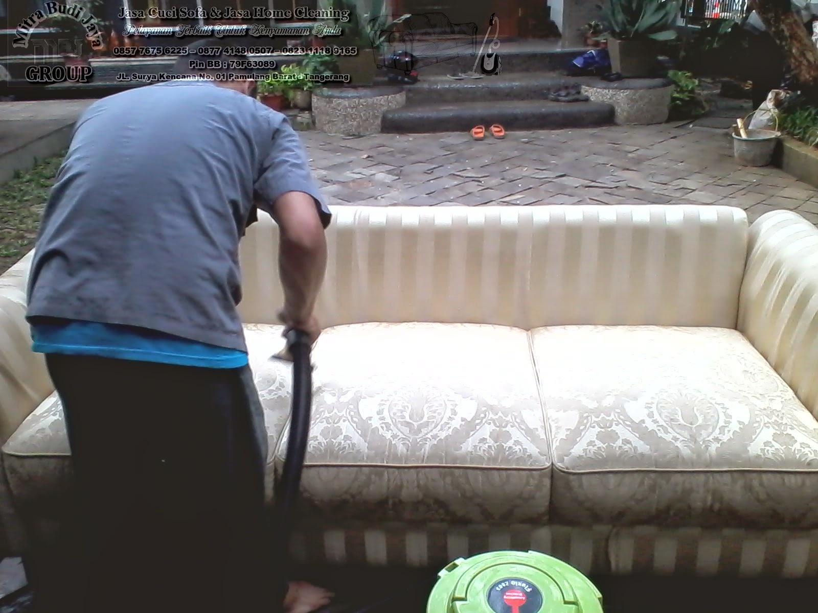Jasa Cuci Sofa & Cuci Springbed Tangerang Kualitas Terbaik Murah Terpercaya Dan Profesional